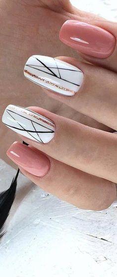 nail art * nail art designs + nail art + nail art videos + nail art designs for spring + nail art designs easy + nail art designs for winter + nail art diy + nail art winter Cute Summer Nail Designs, Best Nail Art Designs, Acrylic Nail Designs, Acrylic Nails, Marble Nails, Designs On Nails, Crackle Nails, Fingernail Designs, Nail Designs Spring