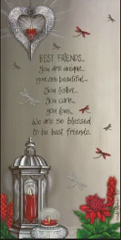BEST FRIENDS Wall affirmation Canvas  Lights up LED  Lantern beautiful Gift Canvas Lights, Lighted Canvas, Led Lantern, Lanterns, Light Up, Affirmations, Best Friends, Great Gifts, Lisa