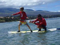 Surfing. #surfing #maui