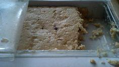 Chalva/traditional halvas/zdravá sladkosť