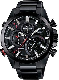 CASIO Men's Watch EDIFICE BLUETOOTH SMART corresponding EQB-500DC-1AJF Edifice http://www.amazon.com/dp/B00N76H5OI/ref=cm_sw_r_pi_dp_WXysvb1GR28KM