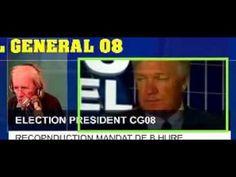 B HURE reconduit dans ses fonctions de President du CONSEIL