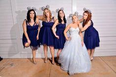 Walt Disney World Wedding: Cierra + Mark Adorbs, girls! #afdt #prohairandmakeup #orlandomakeupartist