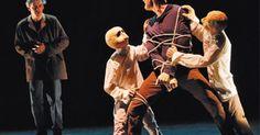 hullu Blick Theatre - hullu Blick Theatre --- #Theaterkompass #Theater #Theatre #Puppen #Marionette #Handpuppen #Stockpuppen #Puppenspieler #Puppenspiel