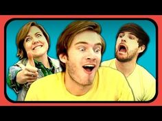 YouTubers React to Japanese Commercials - feat PewDiePie, Smosh, Shane Dawson, SeaNanners, Chester See, Wong Fu Productions...