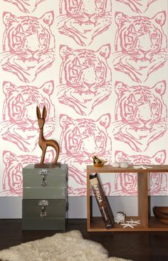 <p>This beautiful wallpaper is a collaboration with Finnish designer Ivana Helsinki and is the perfect décor for your home or business.</p>