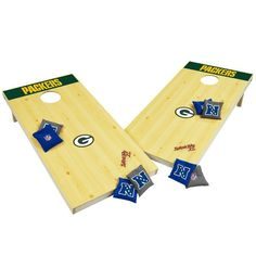 Wild Sports Green Bay Packers XL Cornhole Tailgate Toss - $199.99