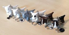 Bull Terrier Key Rings https://www.facebook.com/PeculiarPals/photos/a.122879801128470.30709.109383759144741/718316738251437/?type=3