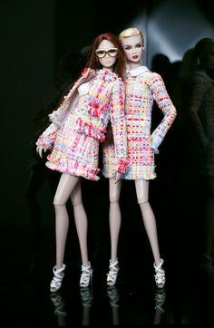 dress for fashion royalty Poppy Parker Silkstone by Rimdoll