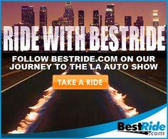 Follow Best Ride Midnight Oil Auto Blog at the LA Auto Show #LAautoshow