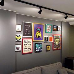 Na casa do cliente ! ❤ #vamosespalhararte #alldigitalart #urbanartswall