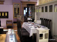 Charles Rennie MacIntosh Exhibit