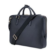 Burlington Slim Briefcase - Smythson