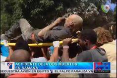 Accidente Deja Dos Muertos En Samaná