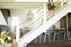 Have you found yourself at a loss when trying to come up with exciting ideas for your stair railing? Well, you are not alone. We all can't be interior design...