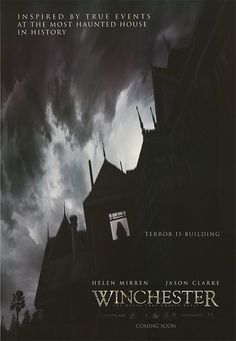 [ WINCHESTER: THE HOUSE THAT GHOSTS BUILT POSTER ]