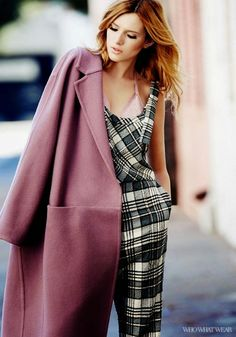 Bella Thorne shows off chic styles for the WhoWhatWear August 2014 photoshoot