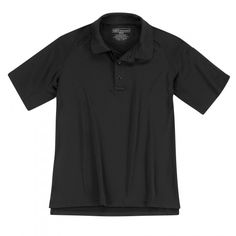 Purpose BuiltA new standard in high performance women's polyester polo shirts, the Performance Polo from 5.11 Tactical is designed to provide a professional appearance and lasting comfort in the busiest work environments. Built from our proprietary SmartWeave™ fabric, the Performance Polo line of women's polyester polo shirts provides superior moisture wicking action that keeps you cool, dry, and in control all day long. Additional features include gusseted sleeves for freedom of movement…