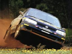 Subaru Legacy WRC