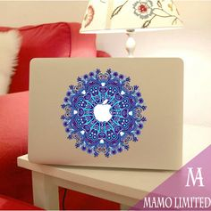 Macbook Decals Macbook Stickers Mac Cover Skins by MaMoLIMITED, $11.99 Loving this! I might just get a Mac to go with it.