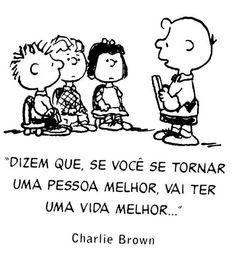 Palavras de Charlie Brown