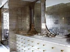 Image result for mirror tiles