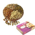 Online Diwali Gifts with Dry-Fruits and Sweets from Phoolwala.com