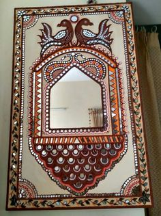 76 Best Kutchi Lippan Work Images Picture Wall Art For