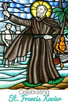 Ready to celebrate Advent this year! Take a look at St Francis Xavier, co-founder of the Jesuits and missionary to the Far East.
