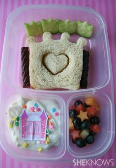 5 Bento box lunch ideas for girls