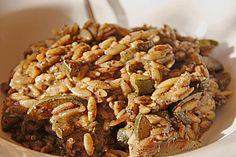 Zucchinipfanne griechische Art (Rezept mit Bild) von Molch690 | Chefkoch.de