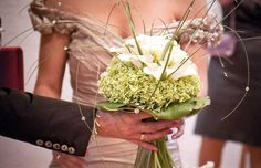 bruidsboeketten hortensia lila - Google zoeken
