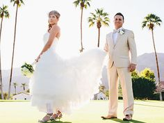 So chic. Full Spectrum Photography, Southern CA Wedding Photographers.