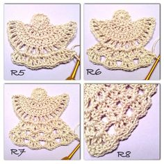 This guardian angel is Designed for www.jarbo.se They have a mystery crochet and every thursday in 7 weeks it's a new pattern. This is part 4 and it's my design :) i'm very happy …