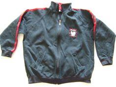 POLSKA Men's Sweats Size-XXL Black Very Good! #Polska #SweatshirtCrew