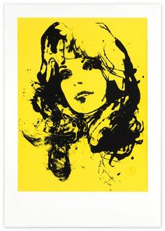 François Berthoud | NY Girl Yellow, 2010