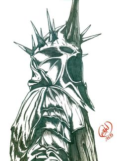 Witch-King of Angmar by Kittykat047