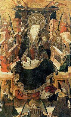 Resultado de imagen de italo gotico aragones