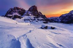 Who- Lukas Furlan What- winter landscapes Where- Austria