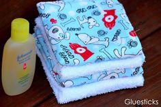 Cute & easy Decorative Wash Cloths