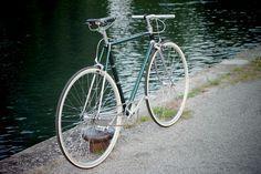 """singlespeed bike """"La Boriosa"""""""
