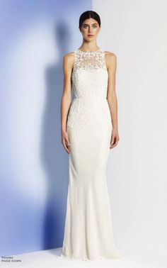 Rachel Gilbert  Paige Available at Penrith Bridal Centre