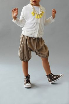 the | sinai | bloomer shorts. Minifashion