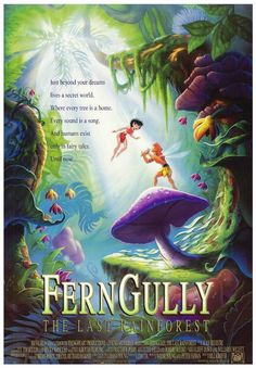 Ferngully - Maxi poster 2 (691x994)