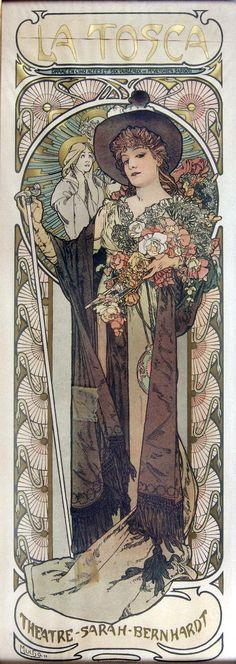 Alphonse Mucha Sarah | alphonse mucha sarah bernhardt