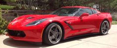 Gary Westerdale's 612rwhp Procharged C7 Corvette on 21-inch Forgeline SC3C-SL wheels finished with Transparent Smoke centers and Polished outers. See more at: http://www.forgeline.com/customer_gallery_view.php?cvk=1234 #Forgeline #SC3CSL #notjustanotherprettywheel #madeinUSA #Chevy #Corvette #C7