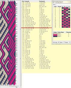 Diseño 15 tarjetas, 3 colores, repite dibujo cada 30 movimientos   // sed_47 ༺❁