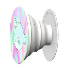 oh frap its a narwhal popsocket; i've never really got the point of these things but now i want it cuz of the super cute design