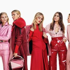 WEBSTA @annabelrosendahl Girl squad in ELLE Magazine❤️ @ellenorge 📷 by @fredjonny