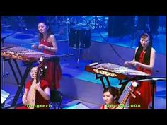 12 Girls Band - Modern music with traditional Chinese instruments! Cool...